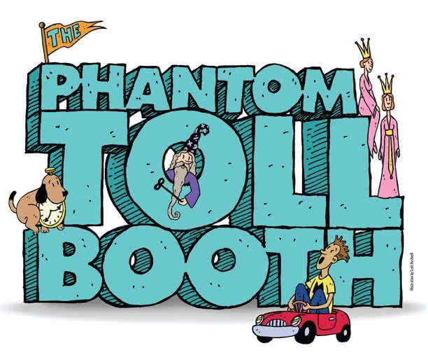 The Phantom Tollbooth Logo