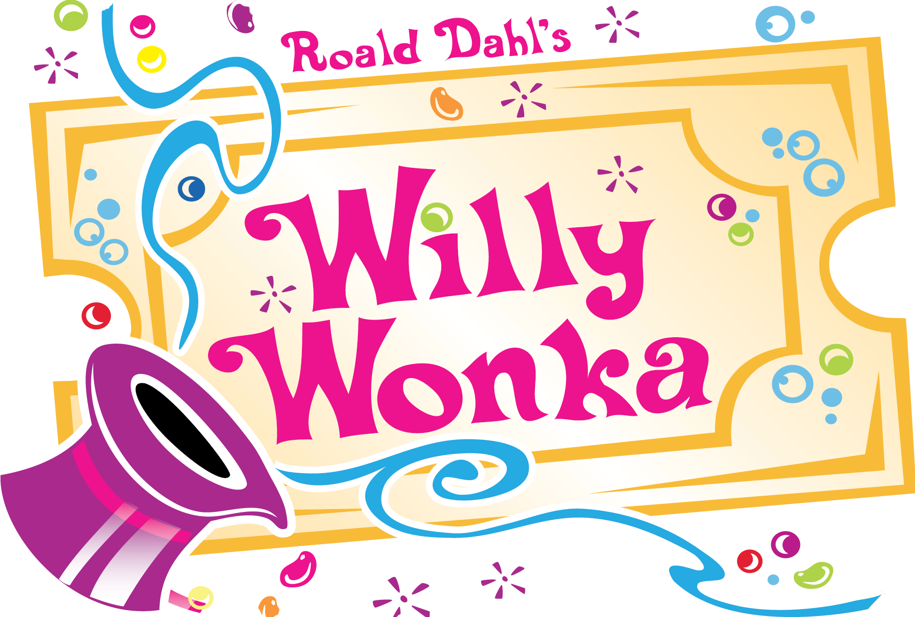 Willy Wonka and the Chocolate Factory Logo