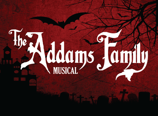 The Addams Family Musical Logo