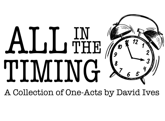 All In The Timing Logo