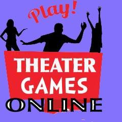 Theater Games Online Logo