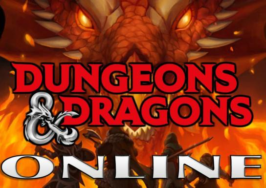 Dungeons and Dragons Online with TYR Logo