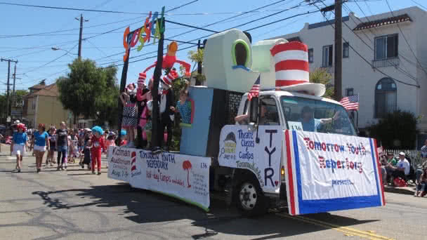 Fourth of July Parade 2015 photo 1