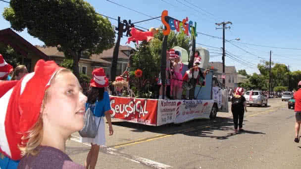 Fourth of July Parade 2015 Photo