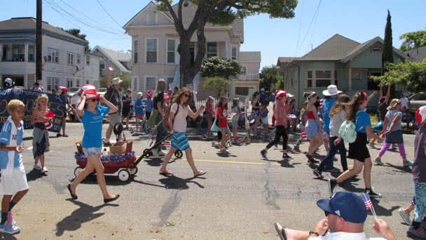 Fourth of July Parade 2015 photo 8