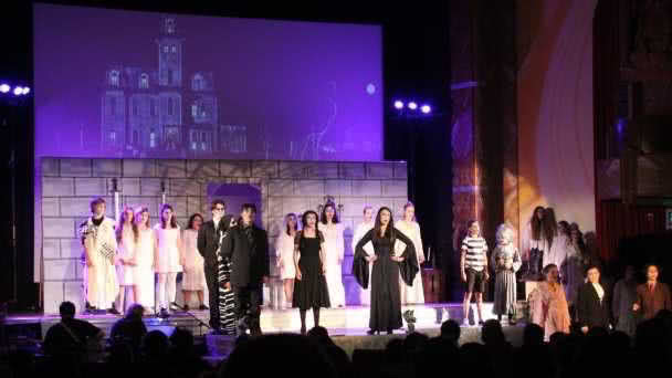 The Addams Family Musical Photo